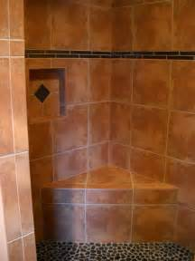 Walk-In Shower with Bench Seat Designs