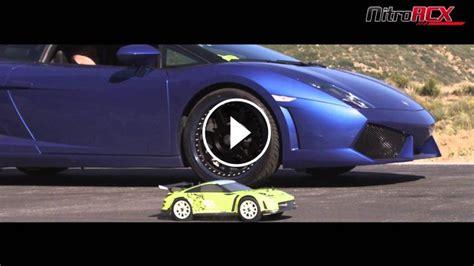 Rc Car Vs Lamborghini Gallardo