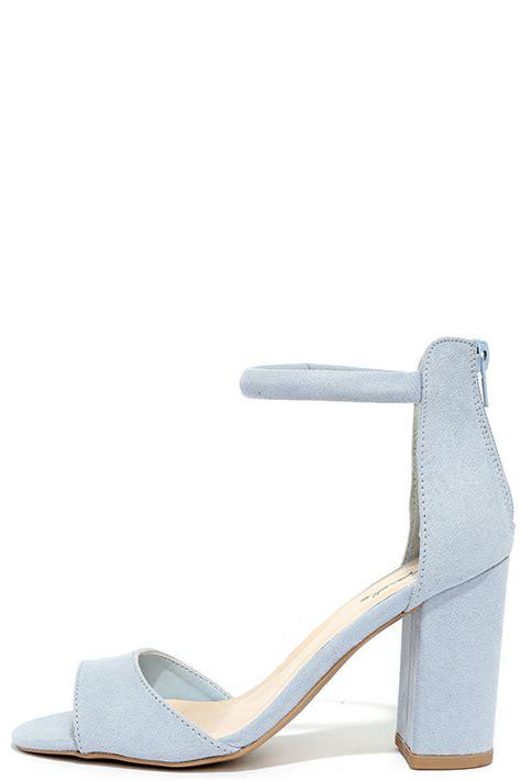 light blue heels blue suede shoes light blue heels ankle heels