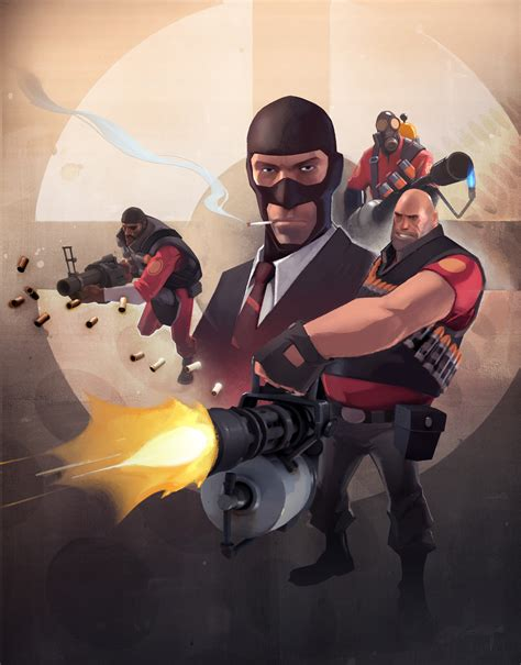 team fortress  game giant bomb
