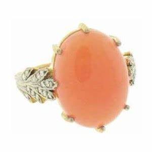 Cathy Waterman Peach Moonstone Ring - Celebrities who use ...