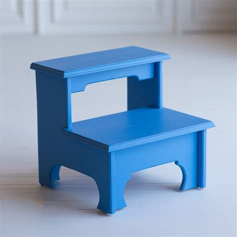 29604 step stool for bed cottage bed step stool by the beautiful bed company