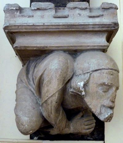 Corbel Course by Interpreting Corbel Sculpture