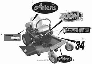 Ariens 915211  000101