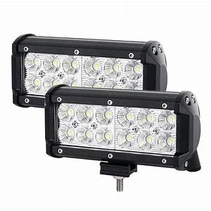 Beautiful flood lights for trucks with additional best