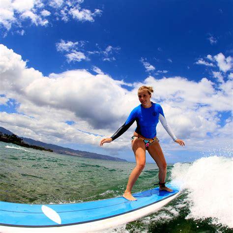Sunset Suratt Surf School   North Shore Oahu Surf Lessons