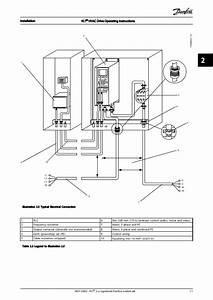 Danfoss 750 Wiring Diagram