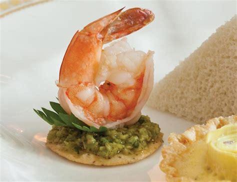 made com canapé shrimp tapenade canapés teatime magazine