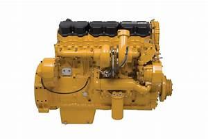 C18 Acert Land Mechanical Drilling Engine Page