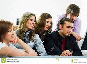 Young Business Team. Royalty Free Stock Photo - Image ...