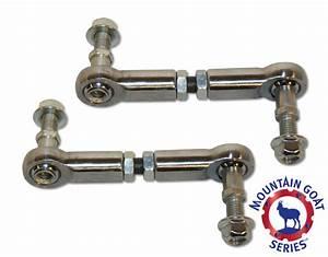 Adjustable Front Sway Bar End Links