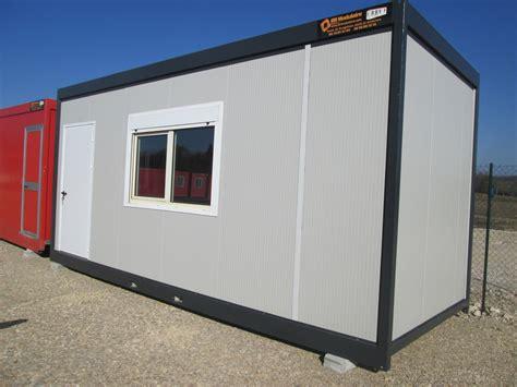 bureau modulaire d occasion bungalow reconditionné bureau br modulaire