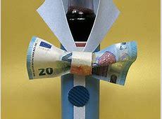 Flasche mit Geldfliege kreativraum24