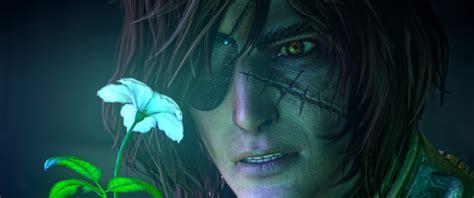 anime adventure sci fi space pirate captain harlock adventure