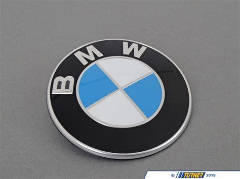 bmw trunk emblem  grommets