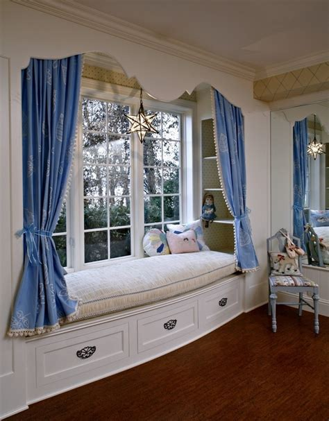 window seat curtains bay window the beautiful and fascinating world of
