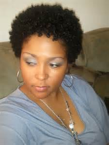 TWA Natural Hairstyles Black Women