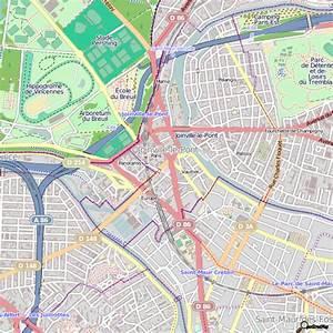 Electricien Joinville Le Pont : plan joinville le pont carte ville joinville le pont ~ Premium-room.com Idées de Décoration