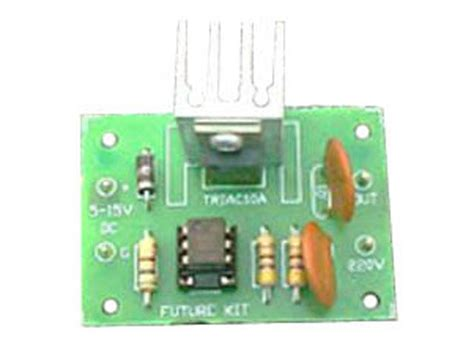 Solid State Relay Kit