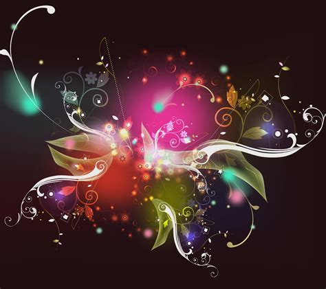 Abstract Flower Wallpapers Hd Download