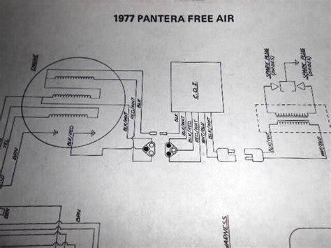 arctic cat wiring diagram 1977 pantera free air el tigre ebay