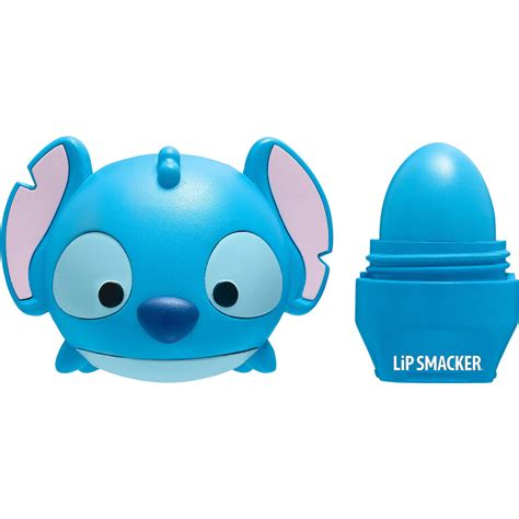 Lip Smacker Tsum Tsum Lilo Stitch lip smacker tsum tsum stitch blueberry wave lip balm