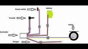 Razor 36v Lithium Conversion Wth Diagram