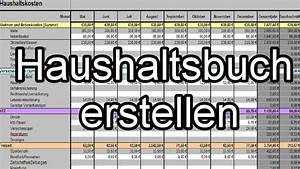 Geld Und Haushalt De Haushaltsbuch : haushaltsbuch erstellen und finanzen im griff behalten ~ Lizthompson.info Haus und Dekorationen