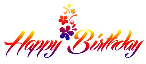 happy birthday png images happy birthday png images