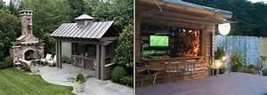 Bar Exterieur De Jardin : nouveaut et tendances am nagement pour votre jardin 2018 ~ Teatrodelosmanantiales.com Idées de Décoration
