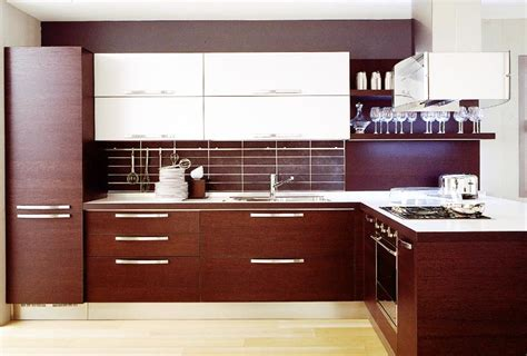 40483 modern wood kitchen cabinets 20 cool modern wooden kitchen designs