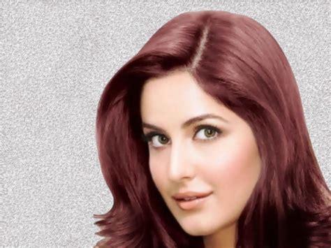 katrina kaif shiny red hair romantic  wallpaper