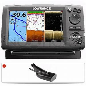 Lowrance Hook 7 Chirp Gps Fishfinder   Ta Transducer83  200