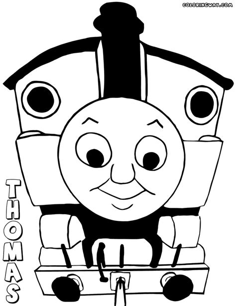thomas tank engine coloring pages coloring pages