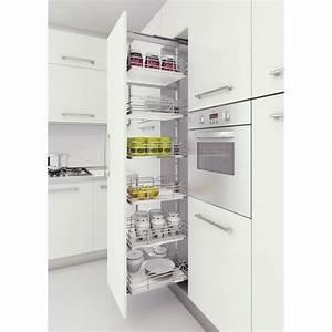 Colonne Cuisine 40 Cm : colonne compl te de cuisine extractible charge 120 kg sige bricozor ~ Teatrodelosmanantiales.com Idées de Décoration