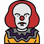 Clown Icon Halloween Icons Flaticon Svg Pack