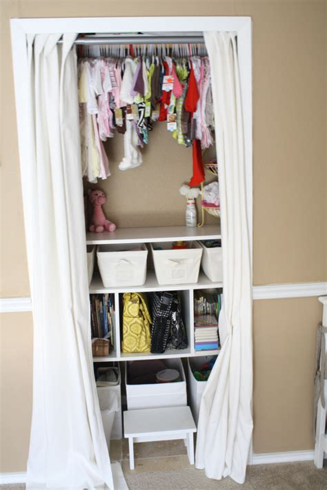 Closet Organization Project Ideas by Neutral Nursery With Pops Of Color Future Baby Ideas