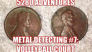 Metal Detecting for Volleyball Court finds 5280 ADVENTURES ...