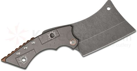 sharpen kitchen knives sergey rogovets custom cleaver friction folding knife 3