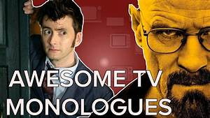 5 Awesome Monologues In TV Shows! - YouTube