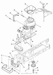 19 5 Hp Briggs And Stratton Parts Diagram  Diagrams