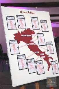 mariage italien mariage thème italie blanc noir mains et merveilles décoration