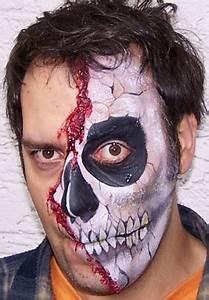 Zombie Schminken Bilder : ideen und anleitungen f r halloween kost me verkleidungen gratis schnittmuster und ~ Frokenaadalensverden.com Haus und Dekorationen