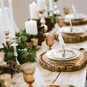 Christmas, Table, Setting, Ideas