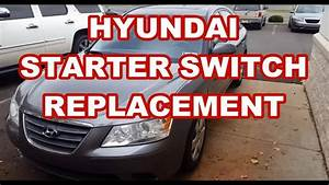 2007 Hyundai Elantra Ignition Switch Wiring