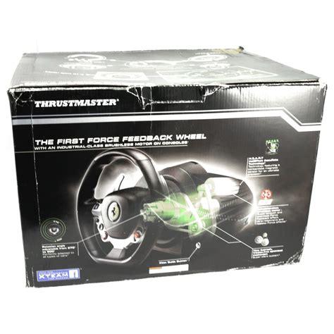 xbox one lenkrad mit pedalen xbox one lenkrad racing steering wheel mit pedale tx 458 italia ed konsolenkost