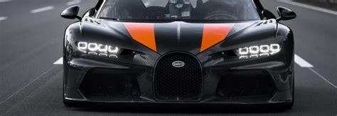 The bugatti chiron is just a car. Bugatti Chiron could have achieved a top speed of 490 km ...