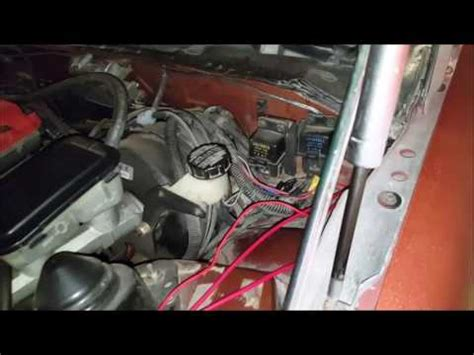 Camaro Toggle Wiring Youtube