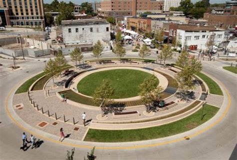 Uptown Circle Project Honored With Ilasla Award