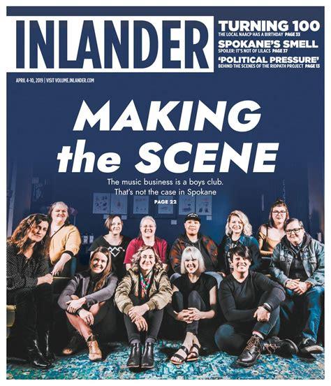 Inlander 04/04/2019 by The Inlander Issuu
